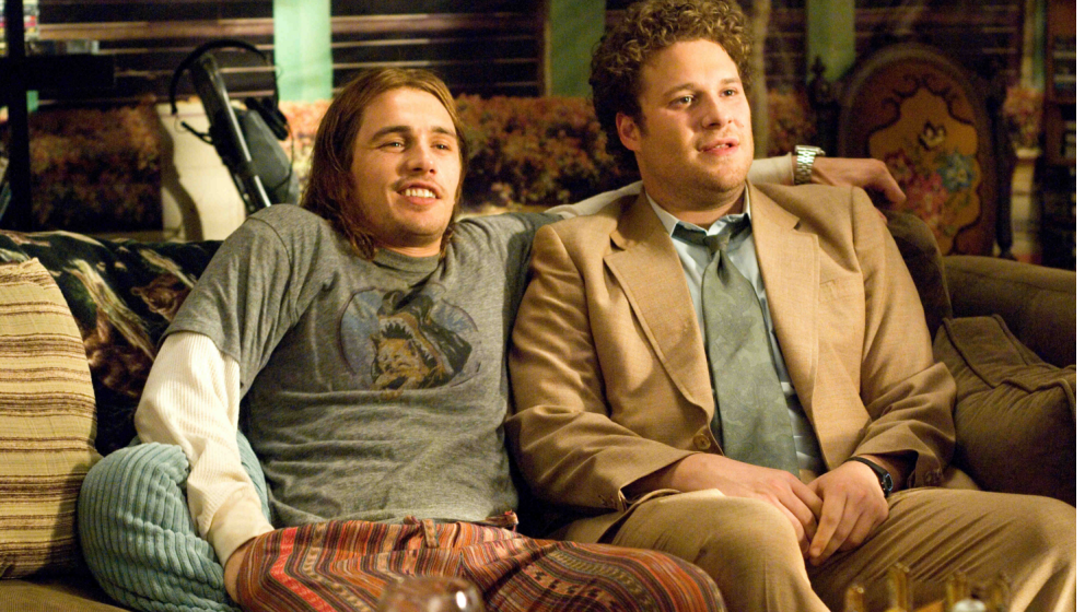 James Franco und Seth Rogen haben eine beachtliche Anzahl von Kiffer-Komödien in ihrer Vita.