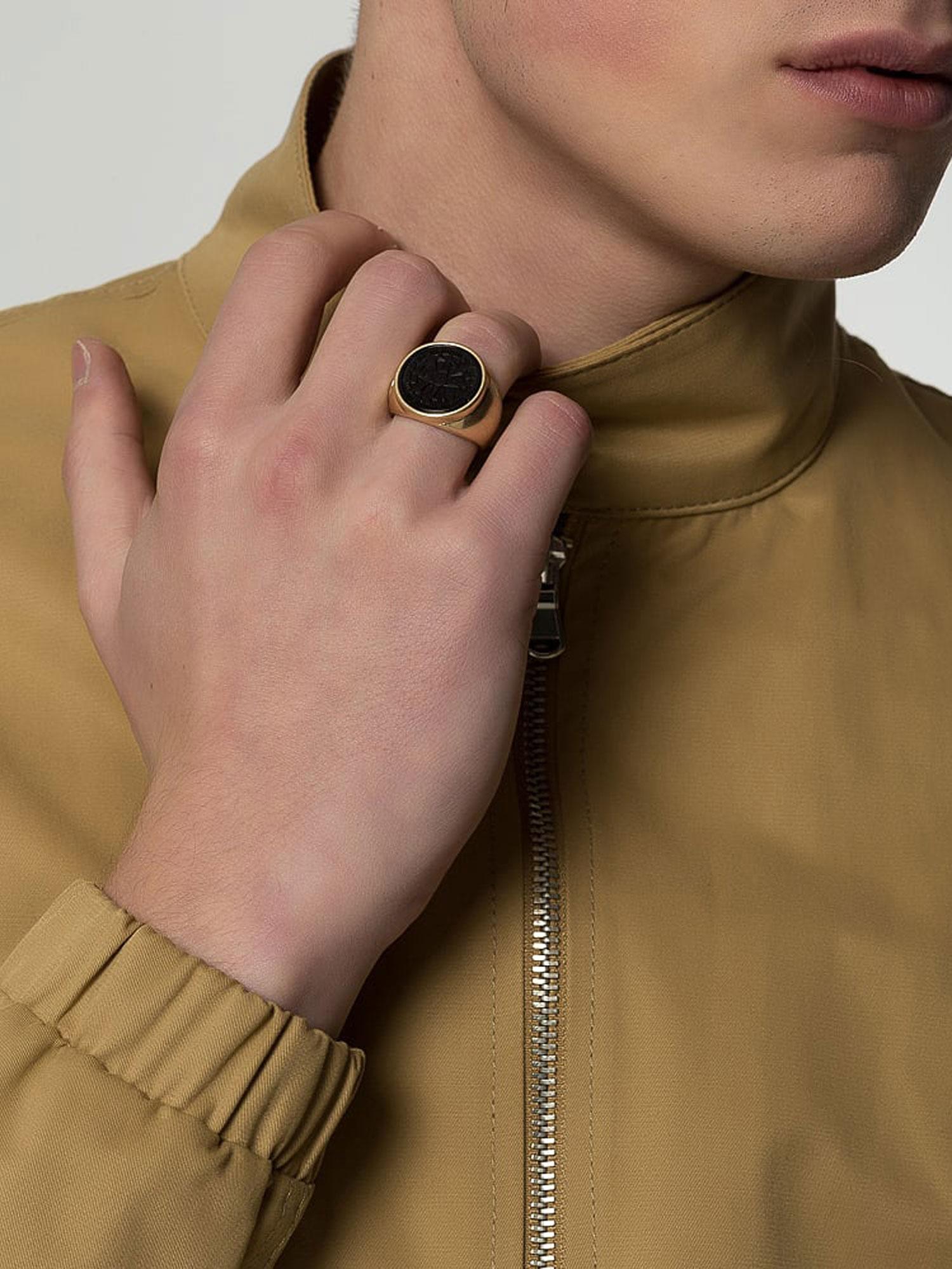 an welchem finger trägt man einen siegelring