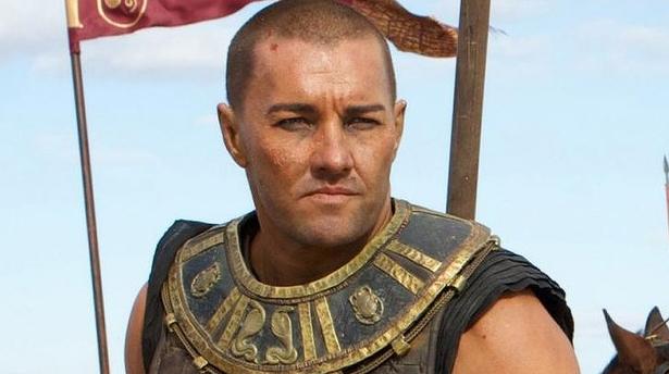 """Joel Edgerton als Ramses in """"Exodus""""."""