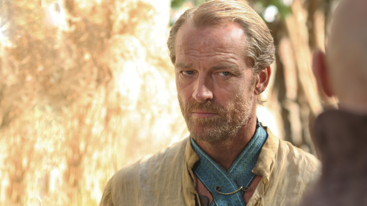 Jorah Mormont ist ein gruseliger Stalker.