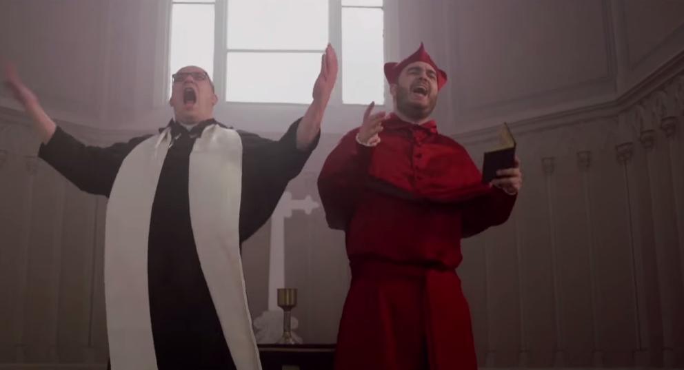 """Mit """"Halleluja"""" geben die Rapper einen feierlichen Vorgeschmack auf das gleichnamige Album"""