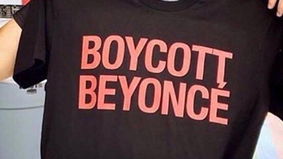 Das offizielle Merch-T-Shirt von Beyoncé