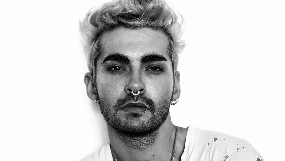 Hipster-Style statt Manga-Frisur: Bill Kaulitz von Tokio Hotel ist jetzt Solokünstler.