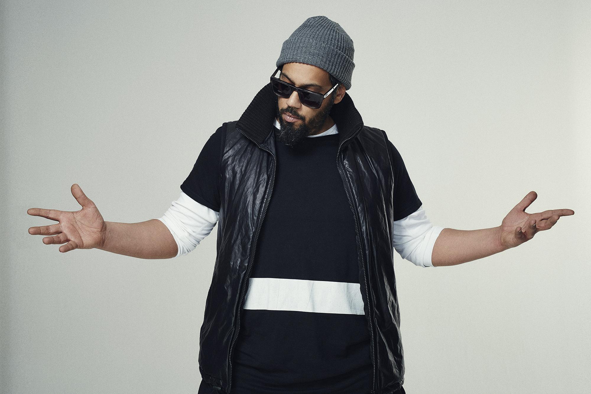 Samy Deluxe ist mit einem neuen Album zurück, das er in Berlin vorgestellt hat