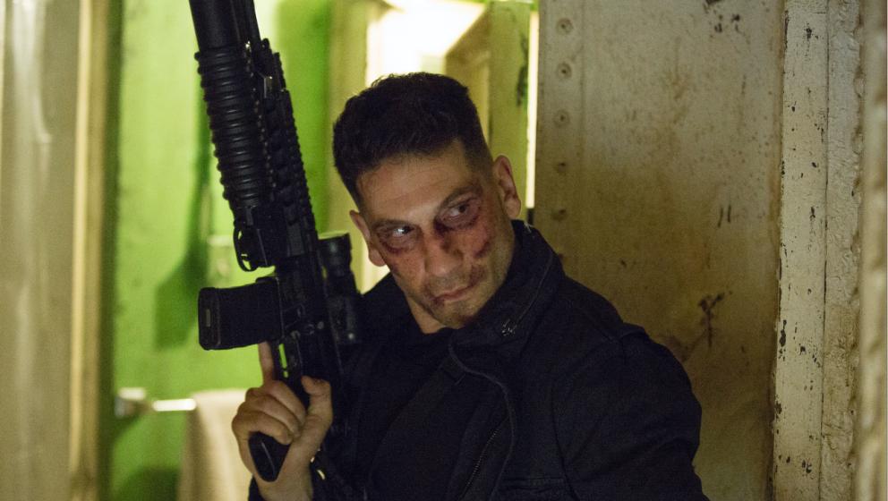"""Jon Bernthal, bekannt aus """"The Walking Dead"""", bekommt seine eigene Serie auf Netflix."""