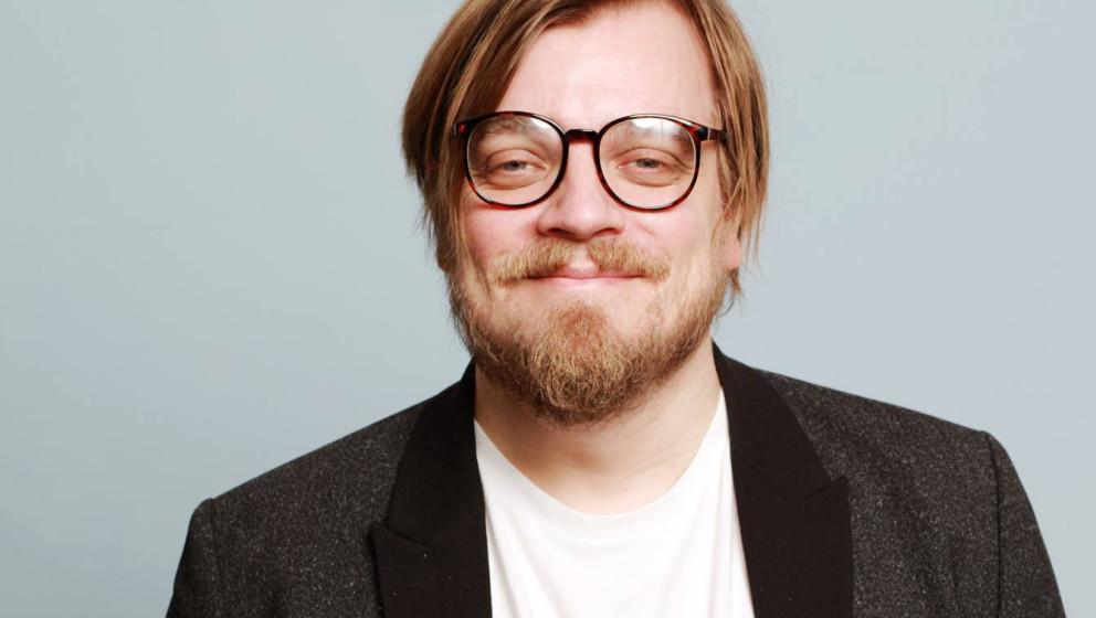 """War mal VJ und """"Comedy-Grunger"""", ist jetzt unter anderem Autor, Blogger und Dozent: Nilz Bokelberg, der eigentlich Nils m"""