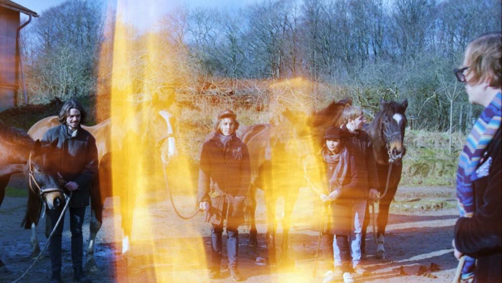 Oracles nähern sich dem Release ihres Debütalbums.
