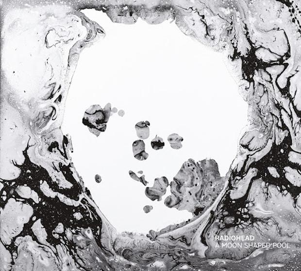 Radiohead - A MOON SHAPED POOL; VÖ: 8. Mai 2016