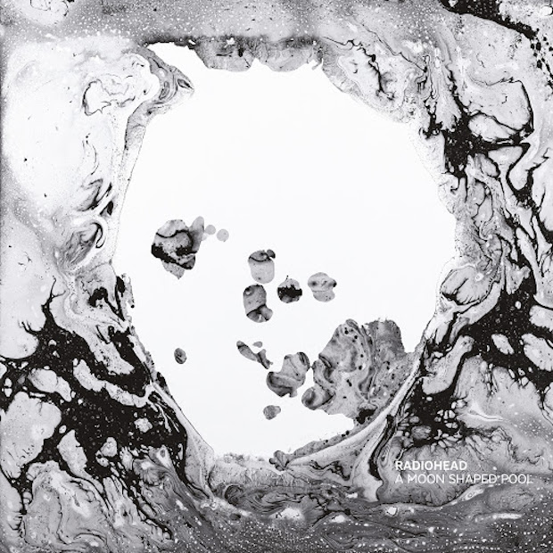 Radiohead - A MOON SHAPED POOL; VÖ: 8. Mai 2016