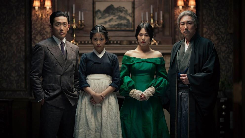 """Düster und familiär:  """"The Handmaiden"""" feierte seine Premiere in Cannes."""