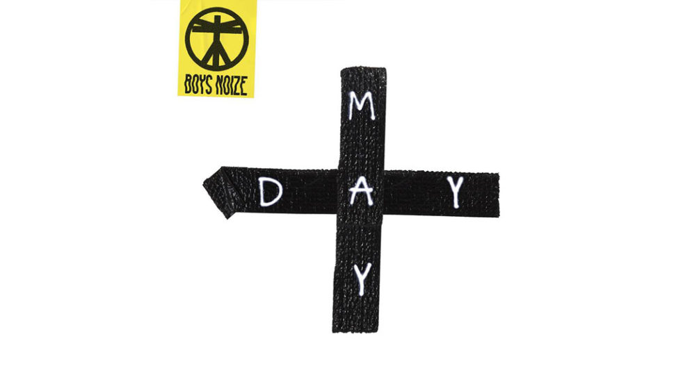 Platz 9: Boys Noize - MAYDAY (VÖ: 20.5.) - Durchschnittswertung der Redaktion: 3,06/6