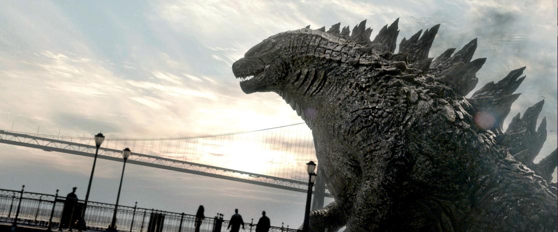 """Godzilla sucht ja ganz gern mal jemanden zum Kloppen. Bald heißt der Gegner """"King Kong""""."""