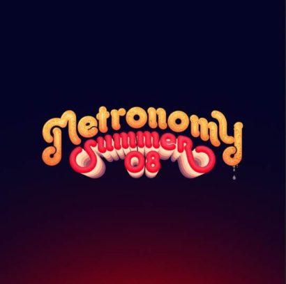 Metronomy Summer 08 Cover