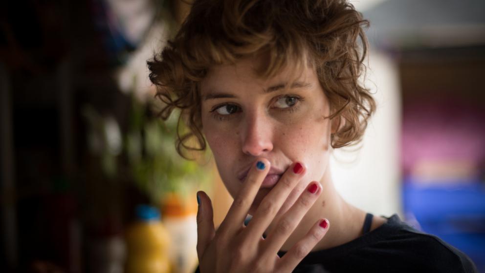 """Hat in Hollywood Aufmerksamkeit erregt: Carla Juri in """"Feuchtgebiete""""."""
