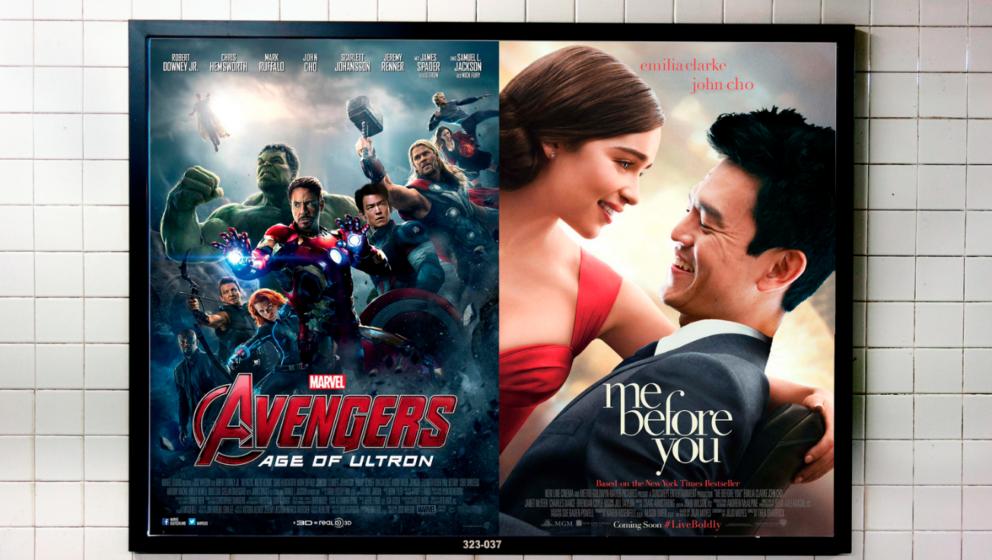 Bald im Kino: John Cho. In jedem Film.