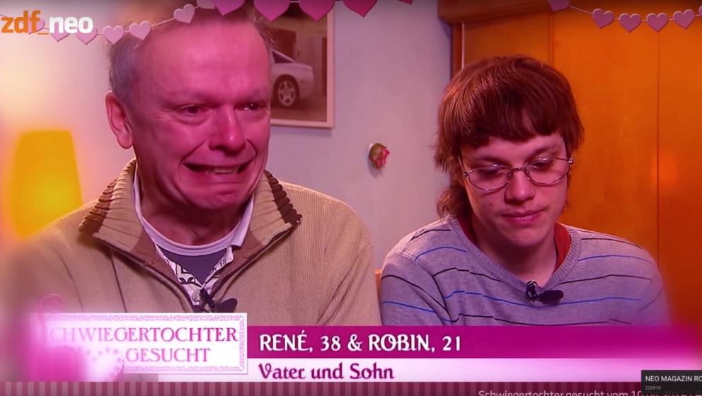 Verafake: Böhmermann bringt Schauspieler zu Schwiegertochter gesucht