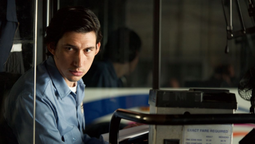 "Adam Driver in Jim Jarmuschs ""Paterson""."
