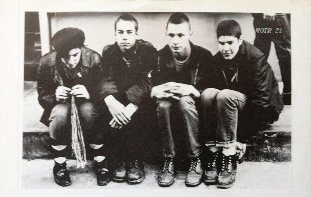 1982, als die Beastie Boys noch zu viert waren