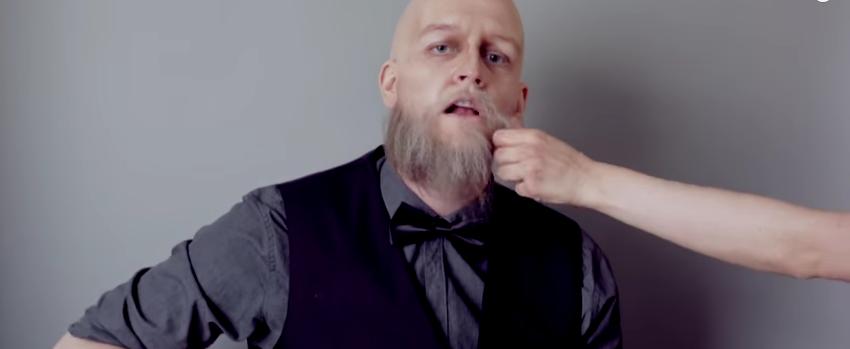 "Sönke Torpus im Video zu ""Time To Pretend"""