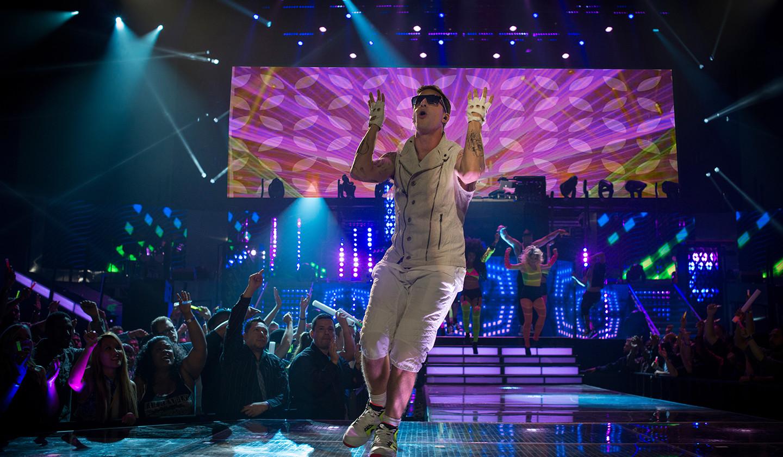 Spektakuläre Bühnenauftritte: connor4real (Andy Samberg) genießt das Leben eines Superstars.