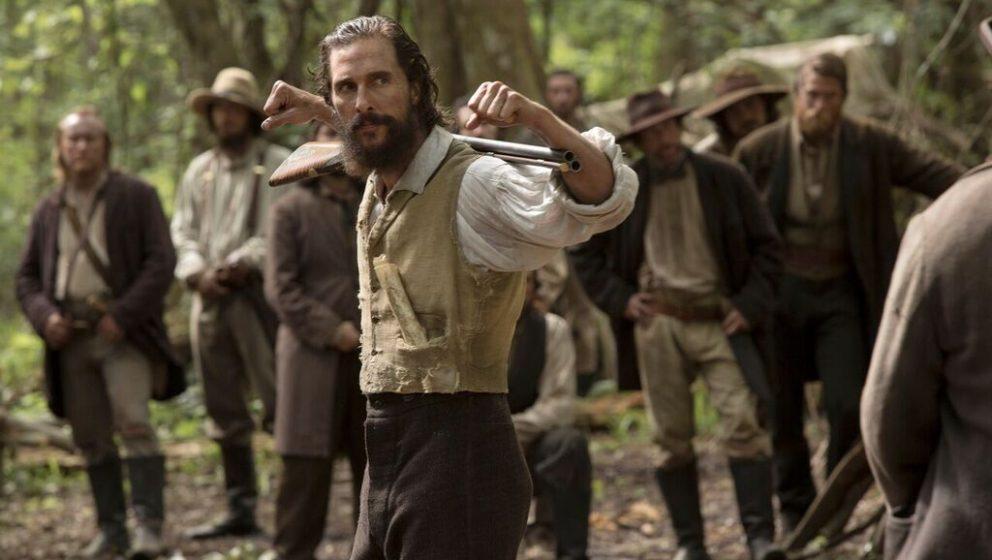Bärtig und bewaffnet: Newt Knight (Matthew McConaughey) und seine Gruppe haben damals in 14 Gefechten gegen die Konföderati