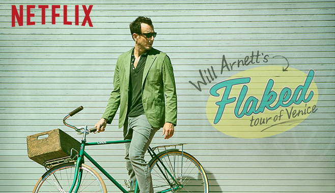 """""""Flaked"""" hat es nur ins deutsche Netflix geschafft, weil uns doch mittlerweile völlig egal ist, was wir uns anschauen."""