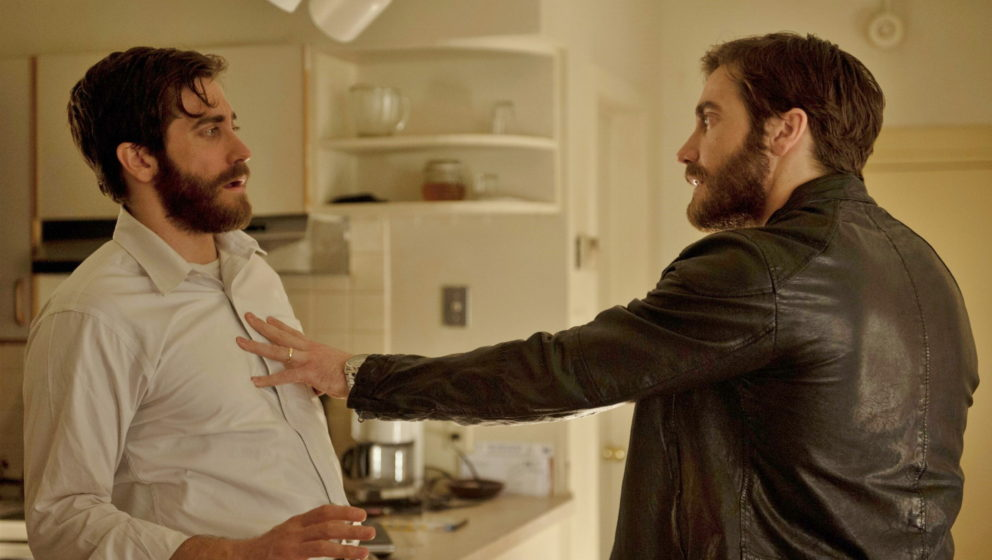 "Jake Gyllenhaal in Denis Villeneuves Doppelgänger-Drama ""Enemy""."