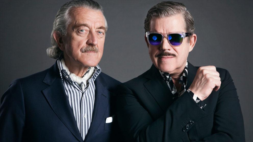Das legendäre Elektro-Pop-Duo YELLO meldet sich mit einem neuen Album und Konzert-Terminen zurück.