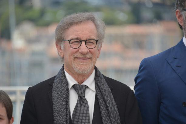 Steven Spielberg bei den diesjährigen Filmfestspielen in Cannes.