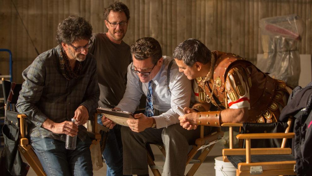 Coen Brüder drehen Western-Miniserie für Netflix