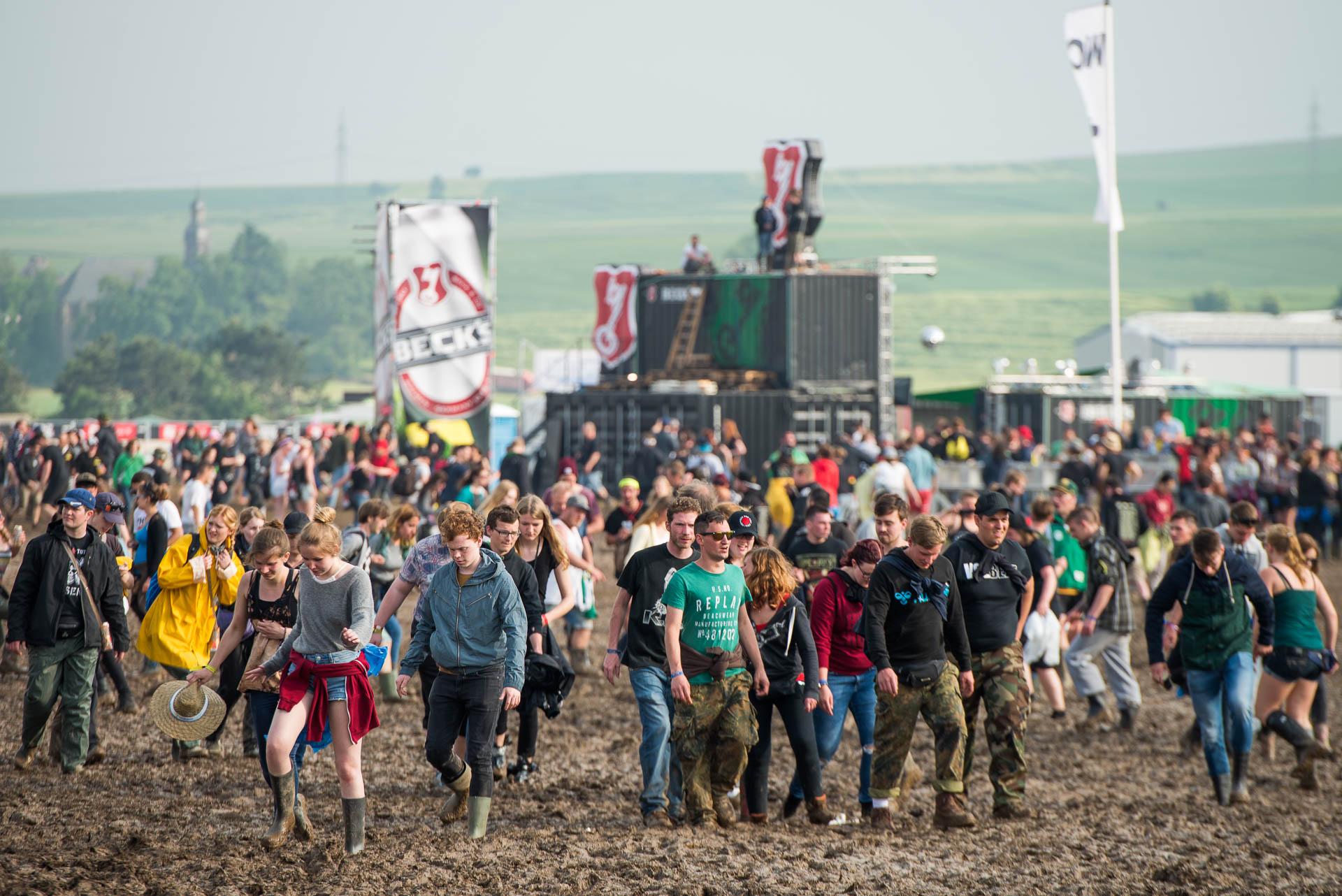 Rock Am Ring Verletzte Festival Besucher Auf Dem Weg Der Besserung
