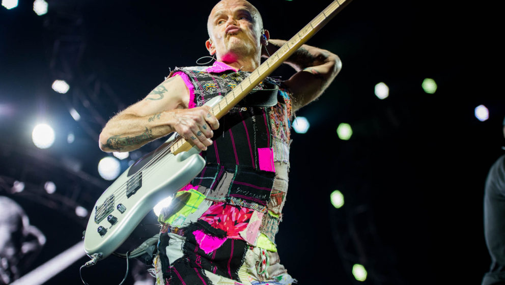 Red Hot Chili Peppers live bei Rock am Ring 2016
