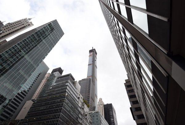 Ende 2015 fertiggestellt: 4332 Park Avenue