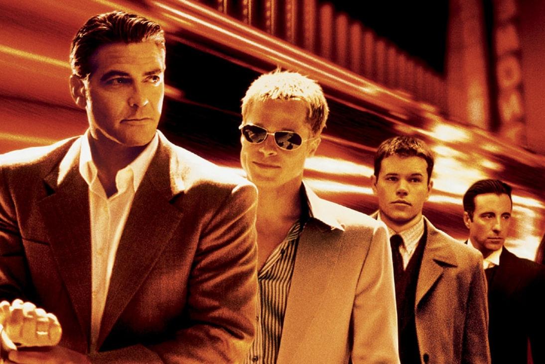 Clooney, Pitt und Damon hatten ihren Spaß. Jetzt sind die Damen an der Reihe.