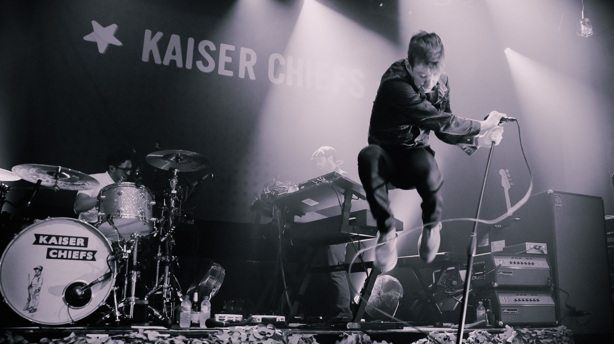 Kaiser Chiefs live in Berlin