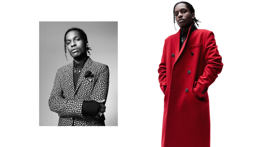 A$AP Rocky beweist immer wieder, dass er unter den Rappern den besten Style hat.