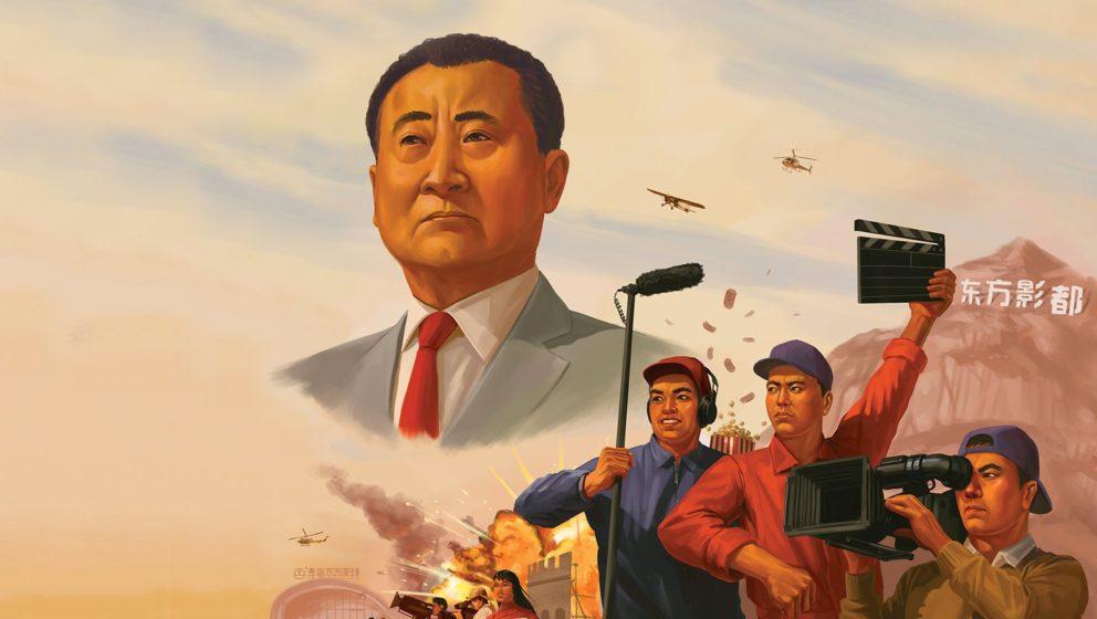 Großer Steuermann: Investor Wang Jianlin möchte, dass das chinesische Kino in Zukunft weltweit Maßstäbe setzt.