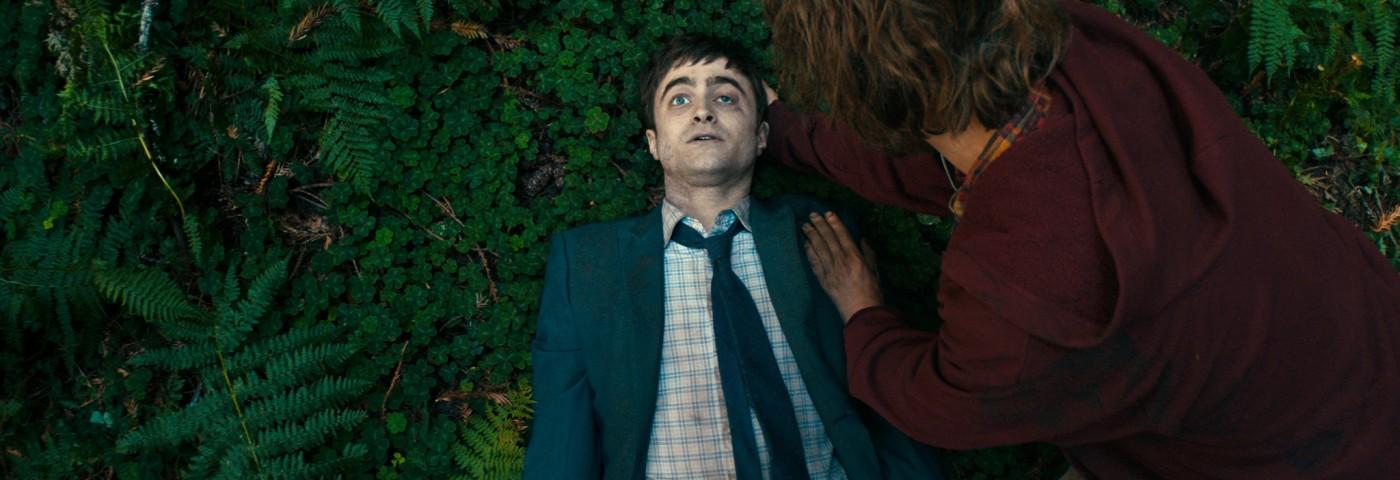 """""""Swiss Army Man"""" mit Daniel Radcliffe sorgte schon vor dem Kinostart für Schlagzeilen."""