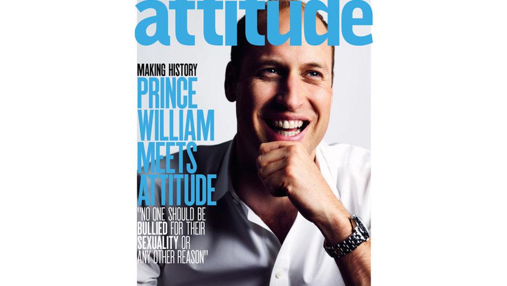 Prinz William gibt mit diesem Cover-Shot ein wichtiges Statement ab.