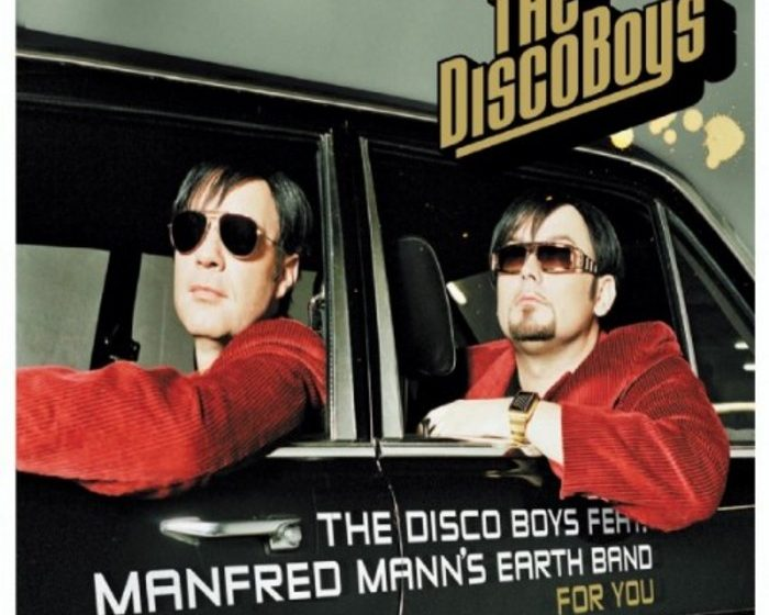Platz 11: For You The Disco Boys feat. Manfred Mann's Earth Band