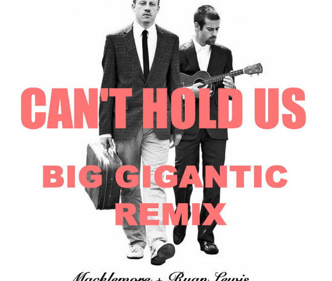 Platz 23: Can't Hold Us Macklemore & Ryan Lewis Feat. Ray Dalton