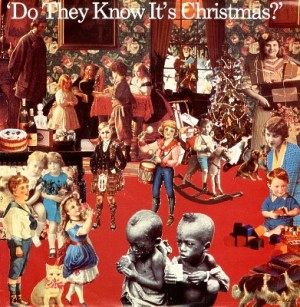 Platz 57: Do They Know It's Christmas? Band Aid