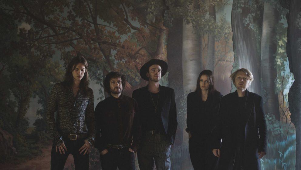 The Veils sind wieder da - mit neuem Studioalbum.