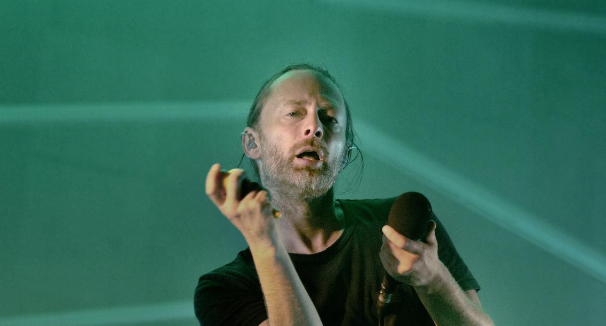 """""""Selbst, wenn Thom Yorke in eine Glühbirne scheißt, bekommen sie dafür eine 9/10."""""""