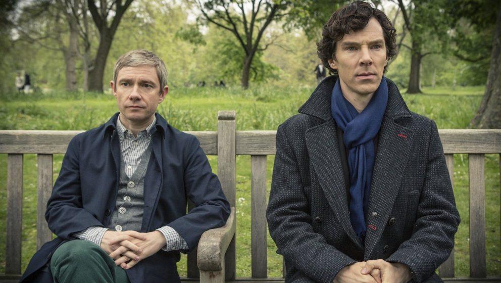 Sherlock Holmes (Benedict Cumberbatch) und Dr. Watson (Martin Freeman)