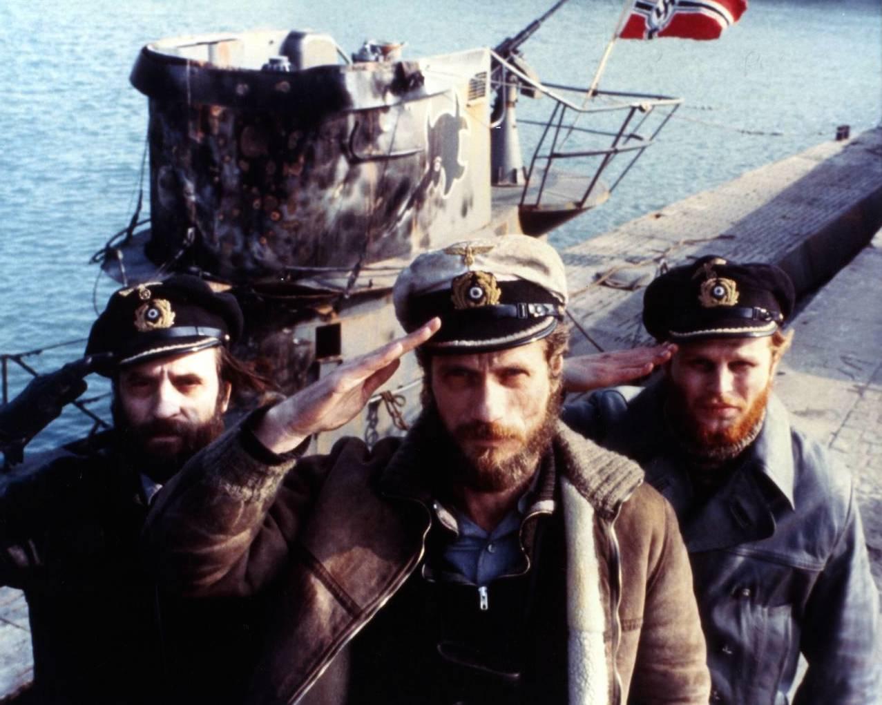 Das Rosarote U Boot
