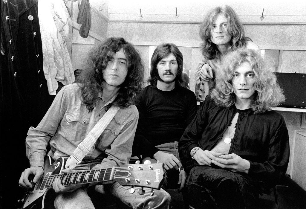 Led Zeppelin: Reunion-Konzertfilm ist für kurze Zeit auf YouTube verfügbar