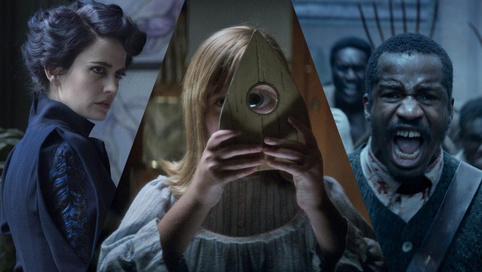 Miss Peregrine, Doris und Nat Turner (v.l.)