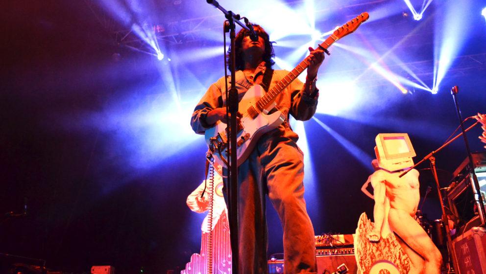 Yeasayer live beim INmusic Festival 2016.