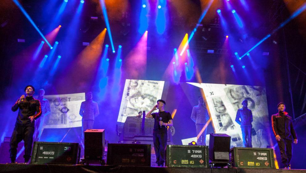 K.I.Z. live beim Hurricane 2016